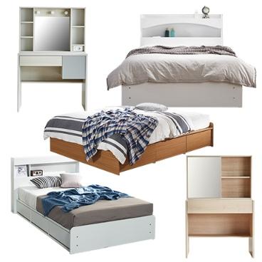 라자가구 침실가구 화장대/침대 등 인기상품 모음전