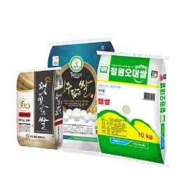 연말특가 최대 15% 할인 쌀 모음전!