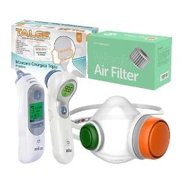 샤오미 WOOBI F95 마스크 성인용/아동용 청정 필터 마스크 코로나 바이러스 방지 마스크 국내외 인증 필터 포함