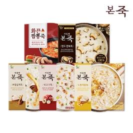 본죽 best 성인죽 / 베이비본 이유식 간식 골라담기+무료배송!