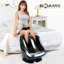 홍진영의 Premium NEW 다리미인 독보적 3D 펌핑기능 탑재 발 다리 마사지기 각선미 종아리 안마기_SM