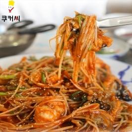 [더싸다특가] 쿠커씨_ 맵촌 군산아구찜 쿠킹박스 × 1.4kg, 17년 전통맛집 맛 !후기대박!!
