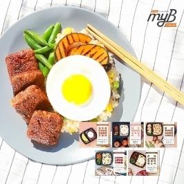 [더싸다특가] 마이비밀 다이어트 식단 도시락 더슬림라인 5종 10팩