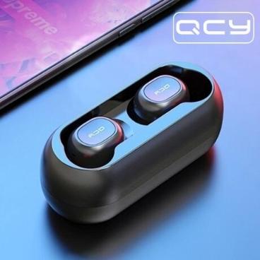 샤오미 QCY-T1/ QCY-Mini블루투스 무선이어폰 /초장대기/양쪽 통화가능/IPX4방수/ 케이스충전가능/재고 16일 확보