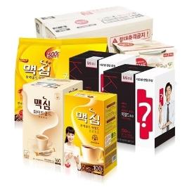햇반 즉석밥 / 맥심 커피 대용량