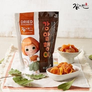 [만반잘부] 맛있는 청도 감말랭이 500g 산지직송 감미인