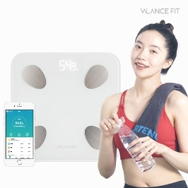 [위메프어워즈] 라투투 스마트 체지방 체중계 FG290RB 인바디 측정기 디지털체중계 다이어트필수