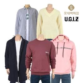 백화점 UGIZ 인기상품 긴급공수 / 맨투맨/자켓/팬츠 외