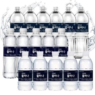 [무료배송] 지리산 생수 2L x 36펫