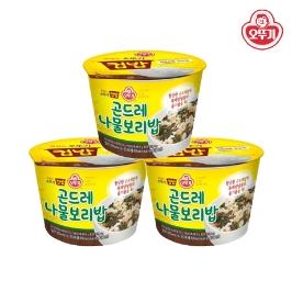 [더싸다특가] 오뚜기 컵밥 곤드레 나물보리밥 3개 외 컵밥 20종 골라담기