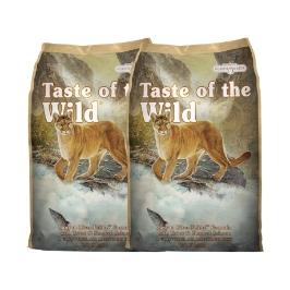 토우 고양이 강아지 사료 모음 12.7kg(6.35kg x2개) / 송어 훈제연어 구운오리