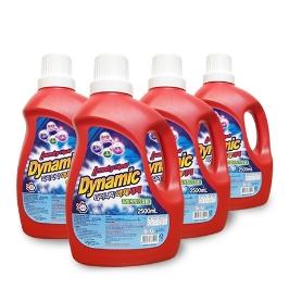 다이나믹 고농축 액체세제  2.5L x 4 / 대용량세탁세제 20L