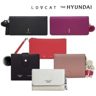 [현대백화점] 러브캣 여성지갑 모음