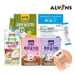 [AK몰] 엘빈즈 이유식/유기농 상품/영양반찬