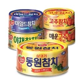 [더싸다특가] 동원 살코기참치 150g x 10캔/인기구성
