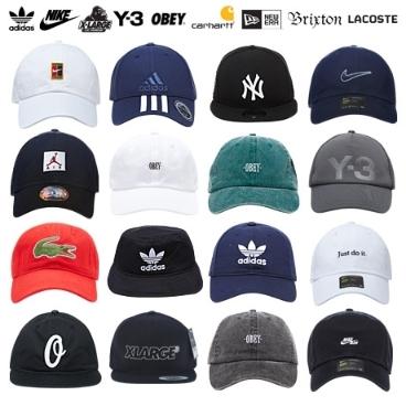 [슈즈코치] 나이키/아디다스/뉴에라외 브랜드 모자·캡·스냅백 모음