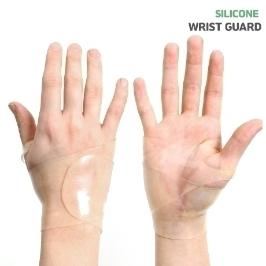 2중 압박 실리콘 손목,팔목 보호대 /생활방수,프리사이즈 /남녀공용,양손사용가능 /손목통증 /명절증후군