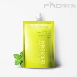 삼성제약헬스케어 곤약뷰티 레몬밤 젤리 10포 구매시 1포당 790원 / 100포 구매시 1포당 585원
