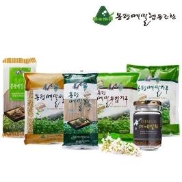 [어디까지팔아봤니] 봉평메밀 국수 850g 1+1 등 6종