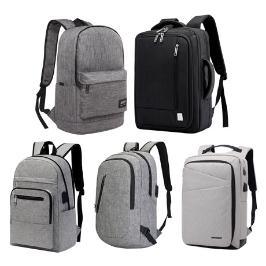 백팩 모음전 노트북가방/대학생가방/직장인가방/usb포트가방 모음전