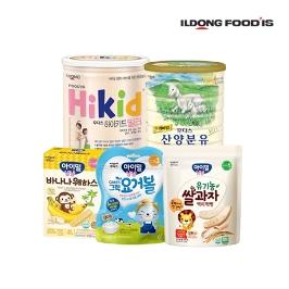 일동후디스 산양분유/하이키드/비오타민/초유밀플러스