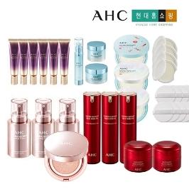 [현대홈쇼핑] AHC 홈쇼핑 방송상품 모음/기초케어 마스크팩 外