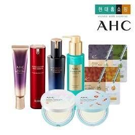 [현대홈쇼핑] AHC 방송상품 모음 - 마스크팩 선쿠션 클렌징오일 톤업크림 外