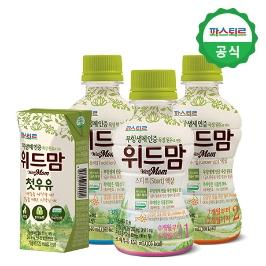 파스퇴르 무항 생제원유 위드맘 액상분유/첫우유