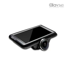 블랙박스 아이엠텍 ALAV360 올어라운드뷰 4세대 어안렌즈 LCD 32GB 문콕,실내 촬영