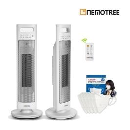 [위메프어워즈] 플러스마이너스제로 전기히터 XHS-Y010/전기히터 온풍기 특가전