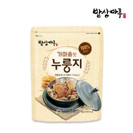 [더싸다특가] 밥상마루 가마솥맛 누룽지 1kg