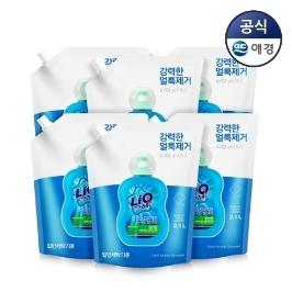 [원더배송] [원더쿠폰] 리큐 세탁세제 2.1LX 6