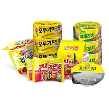 [유통기한임박특가] 오뚜기 간편식(컵누들/컵밥/렌지) 모음