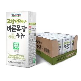 [위메프데이] 파스퇴르 바른목장 멸균우유 48팩 외 팩우유/두유 모음전! 쿠폰 적용 가능!