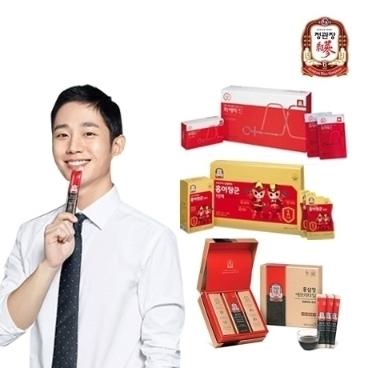 [백화점대전] 백화점 정관장 홍이장군/화애락진 外 모음전