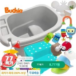 [더블특가] 버드시아 1+1점보디딤대&목욕용품 모음!