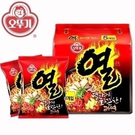 [더싸다특가] 육개장 컵라면 매운맛(용기)86g x 24개
