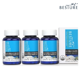 1+1+1 베스처/ 코랄칼슘 마그네슘 비타민D*3병 9개월분