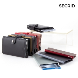[SECRID] 시크리드 카드지갑 모음 / 프로텍터 미니월렛 머니클립