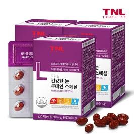 TNL 눈 건강 루테인 PTP 1+1+1 3개월분 외  크릴오일 칼슘 멀티비타민 프로바이오틱스