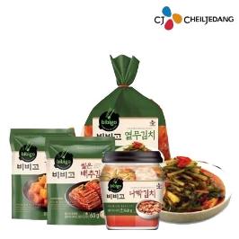 [더싸다특가] 비비고 열무김치 1.5kg 외 김치모음전