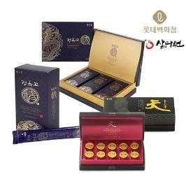 [롯데백화점] 삼다원 청옥고/공진보 명절 선물세트