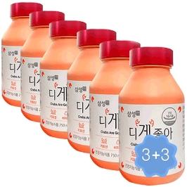 3+3 체인미 디게좋아 키토산 다이어트 보조제 식품 체지방감소 저칼로기 단기간 살빼기