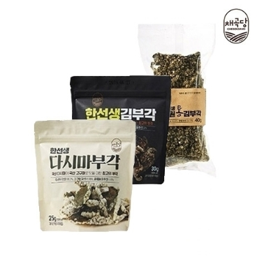 한선생 남원 김부각/통김부각/다시마부각 부각 모음전 (7+1 이벤트)