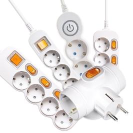 [위메프어워즈] 멀티탭 원가 판매! 제일 저렴한 가격으로 멀티탭 장만하세요! 고용량 멀티탭/대용량 멀티탭/멀티어댑터/해외여행 아답터