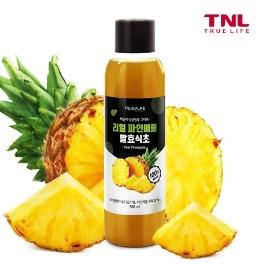 TNL 파인애플식초 1개 구매 시 4,900원 / 5개 구매 시 1병당 3,180원