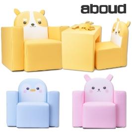 [더싸다특가] NEW 국내생산 분리형 유아쇼파 책상으로변신 유아의자