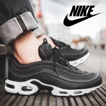 [해외배송] 나이키 에어맥스 시리즈 특가중/95/97/98/90/플러스 남자 여성 운동화 신발 스니커즈 트리플블랙