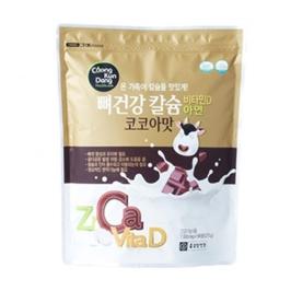 종근당건강 뼈건강 칼슘 코코아맛 1500mgx180정(270g)