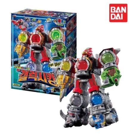 [파워레인저] 파워레인저 갤럭시포스 갤럭시킹 어린이선물 크리스마스선물 로봇선물